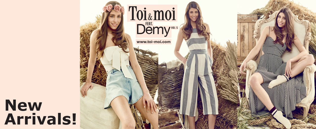 TOI & MOI NEW ARRIVALS