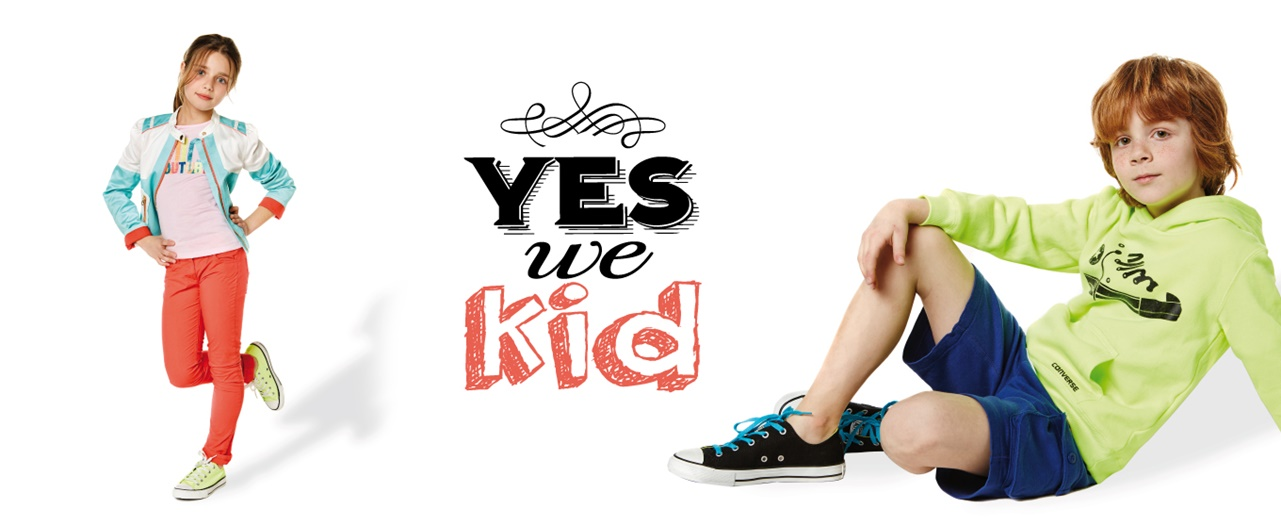 YES WE KID