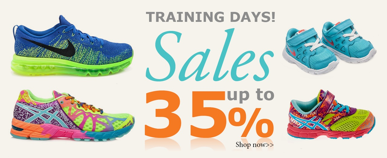 ATHLETIC SHOES SALES