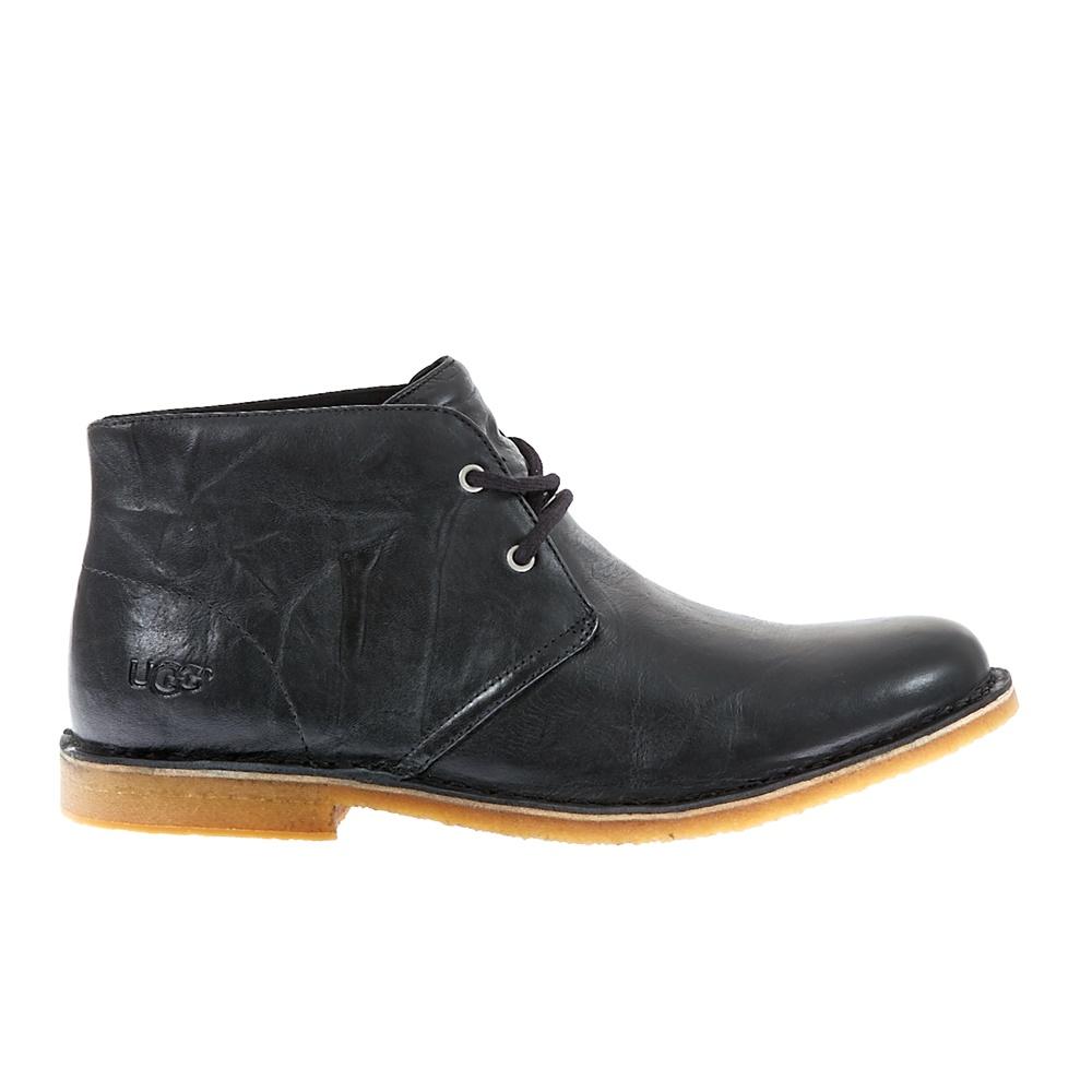 UGG AUSTRALIA – Ανδρικά παπούτσια Ugg Australia μαύρα