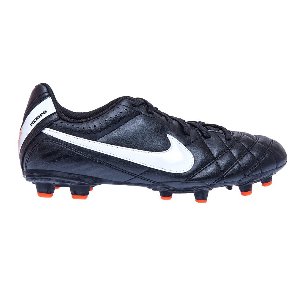 NIKE - Παιδικά παπούτσια Nike JR TIEMPO NATURAL IV FG μαύρα