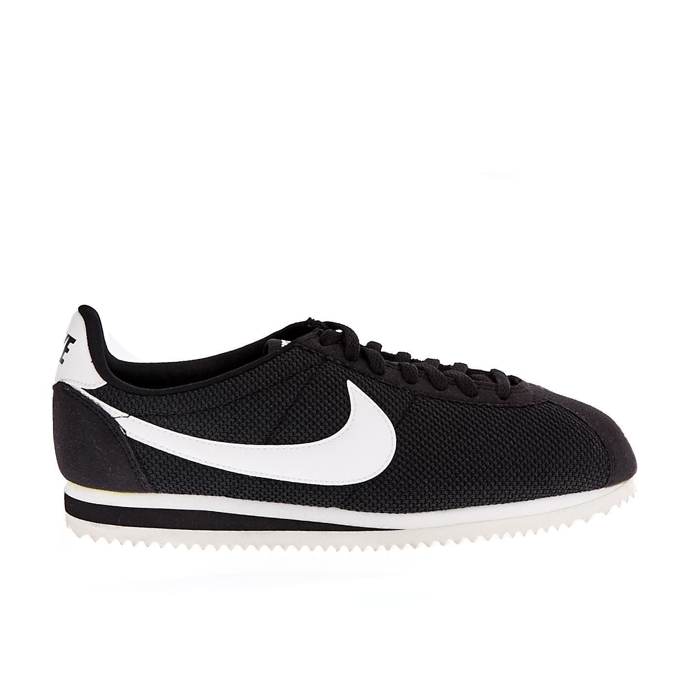 NIKE - Γυναικεία αθλητικά παπούτσια CLASSIC CORTEZ NYLON μαύρα γυναικεία παπούτσια αθλητικά running