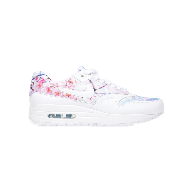 NIKE – Αθλητικά παπούτσια NIKE AIR MAX 1 PRINT άσπρα