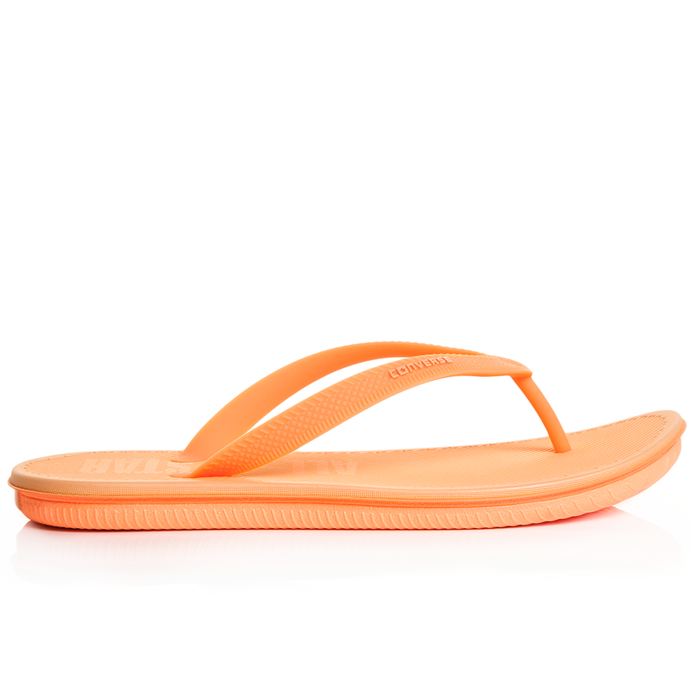 CONVERSE – Unisex σαγιονάρες Sandstar πορτοκαλί