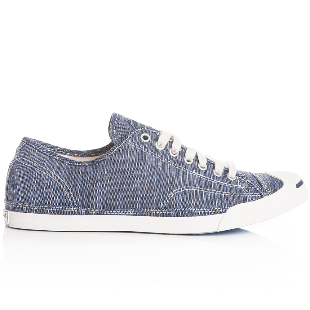 CONVERSE – Unisex παπούτσια Jack Purcell μπλε