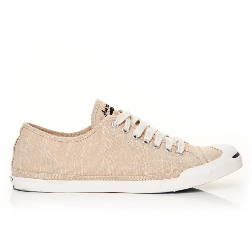 CONVERSE – Unisex παπούτσια Jack Purcell μπεζ