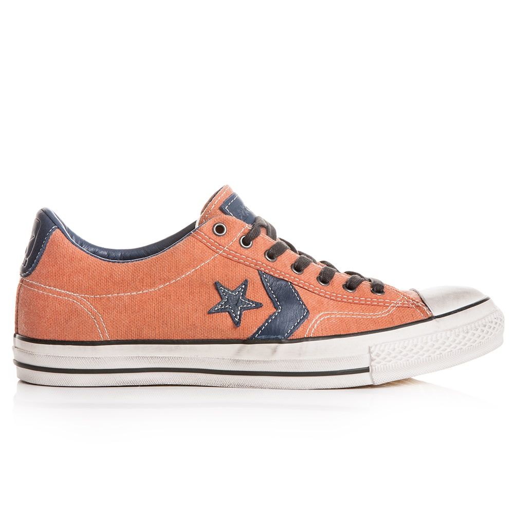 CONVERSE – Unisex παπούτσια Chuck Taylor Star Player πορτοκαλί