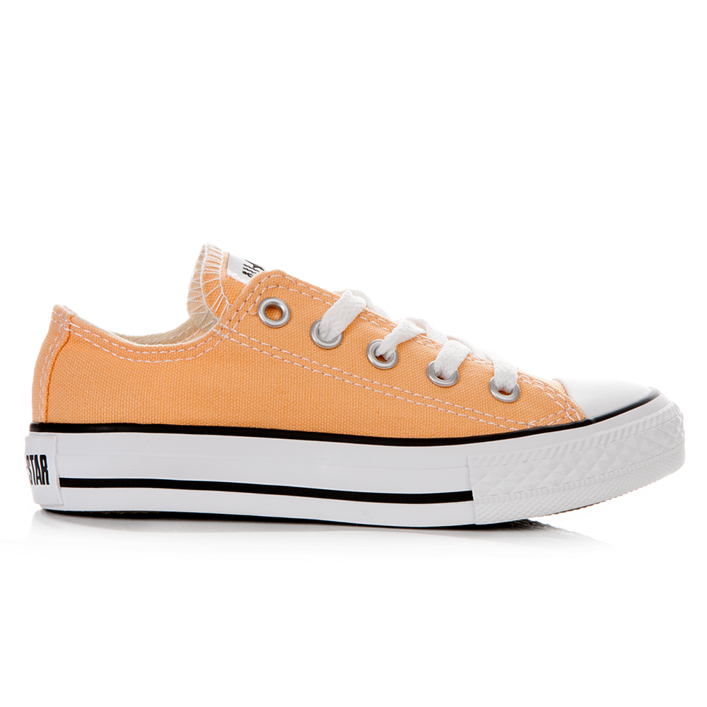 CONVERSE – Παιδικά παπούτσια Converse πορτοκαλί