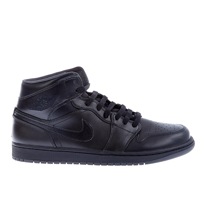 NIKE – Ανδρικά παπούτσια Nike AIR JORDAN 1 MID μαύρα