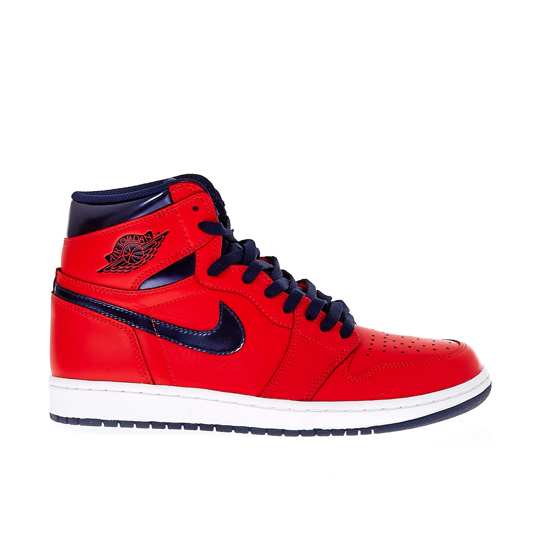 NIKE - Ανδρικά παπούτσια Nike AIR JORDAN 1 RETRO HIGH OG κόκκινα