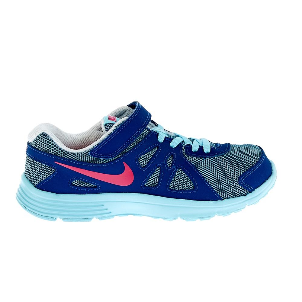 NIKE - Παιδικά παπούτσια NIKE REVOLUTION 2 μπλε αθλητικά