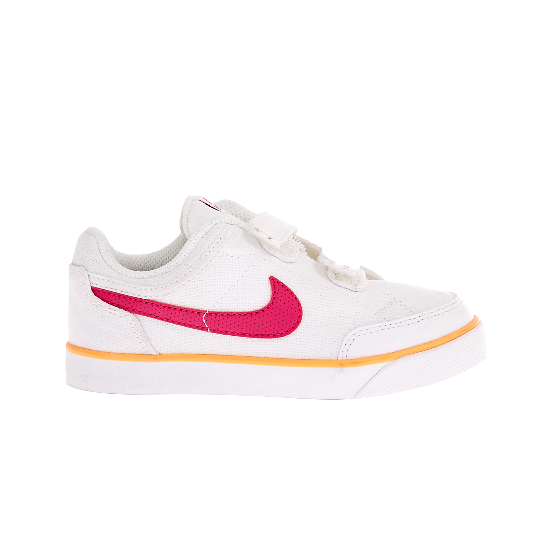 NIKE - Βρεφικά παπούτσια NIKE CAPRI 3 λευκά