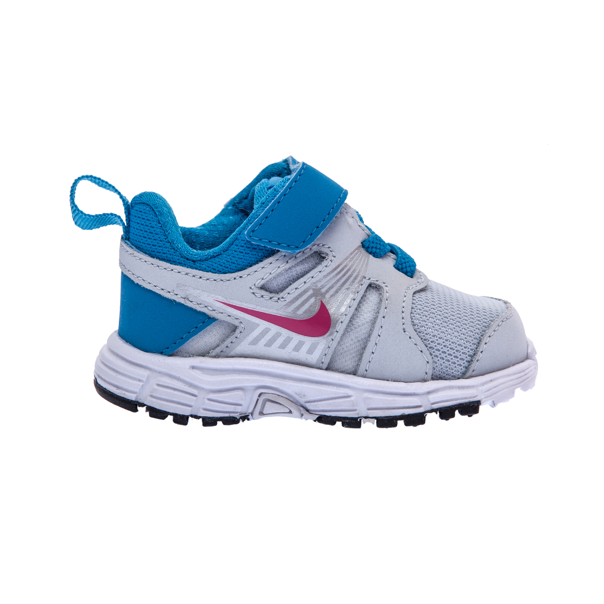 NIKE - Βρεφικά παπούτσια NIKE DART 10 λευκά
