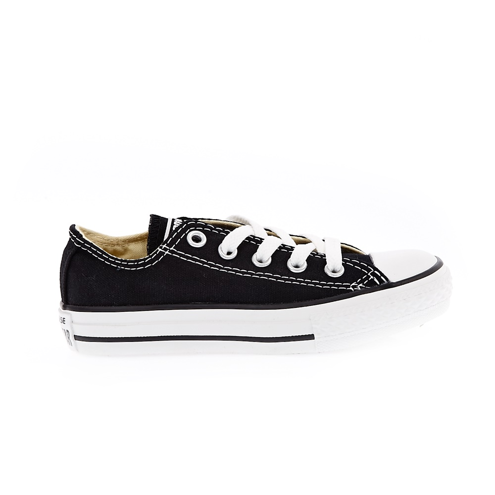 CONVERSE – Παιδικά παπούτσια Chuck Taylor All Star Ox μαύρα