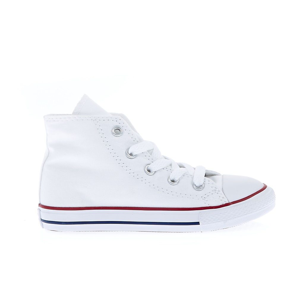 CONVERSE – Βρεφικά παπούτσια Chuck Taylor All Star Hi λευκά