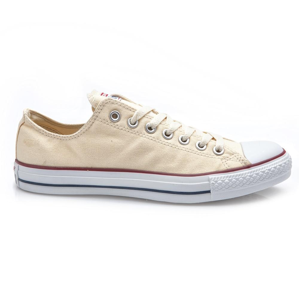 CONVERSE – Unisex παπούτσια Chuck Taylor μπεζ