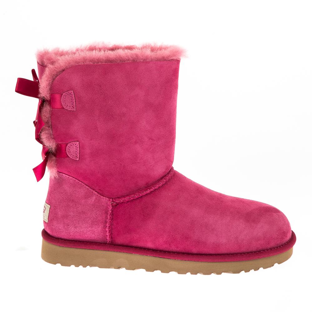 UGG AUSTRALIA - Γυναικείες μπότες Ugg Australia ροζ