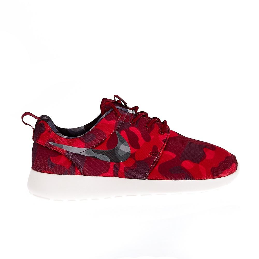 NIKE – Γυναικεία αθλητικά παπούτσια NIKE ROSHE ONE PRINT κόκκινα παραλλαγή