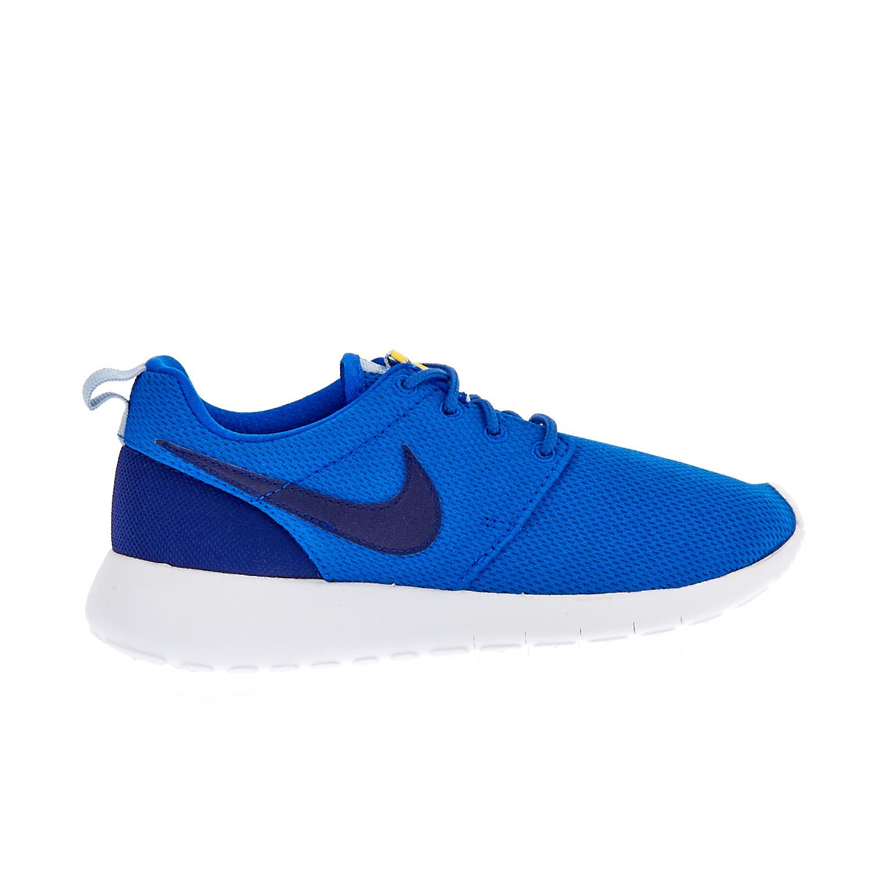 NIKE – Παιδικά αθλητικά παπούτσια NIKE ROSHE ONE μπλε ρουά