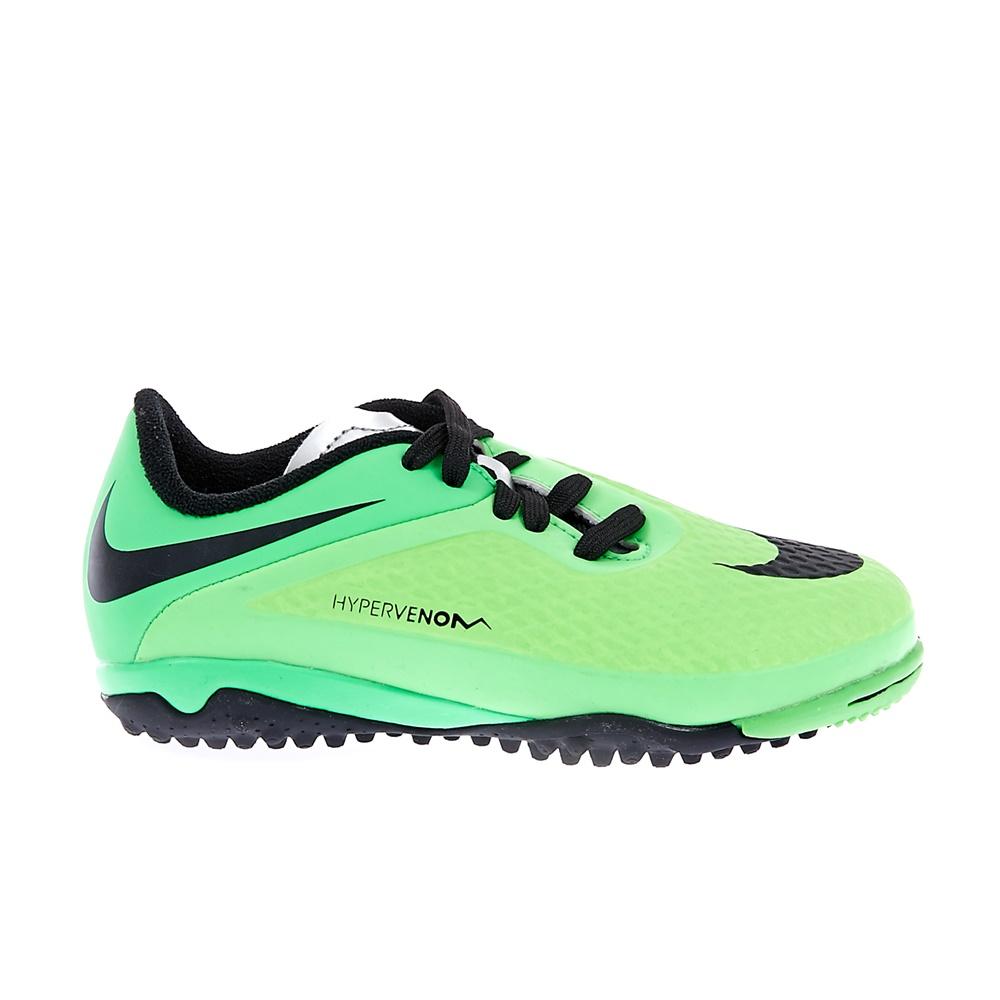 NIKE – Παιδικά παπούτσια football Nike Hypervenom Phelon TF λαχανί