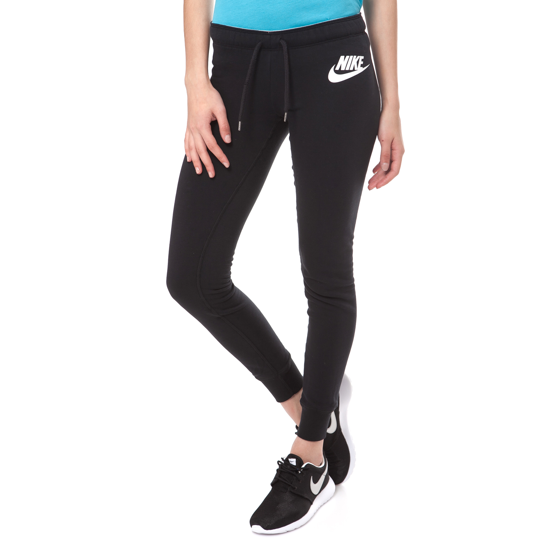 NIKE - Γυναικείο παντελόνι φόρμας NIKE RALLY μαύρο γυναικεία ρούχα αθλητικά φόρμες