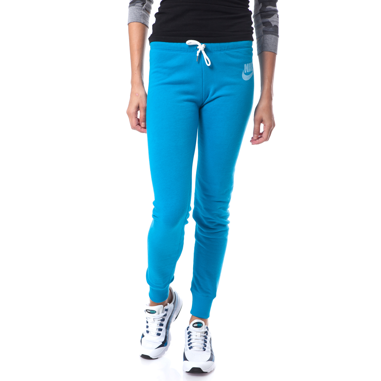NIKE - Γυναικεία φόρμα Nike μπλε γυναικεία ρούχα αθλητικά φόρμες