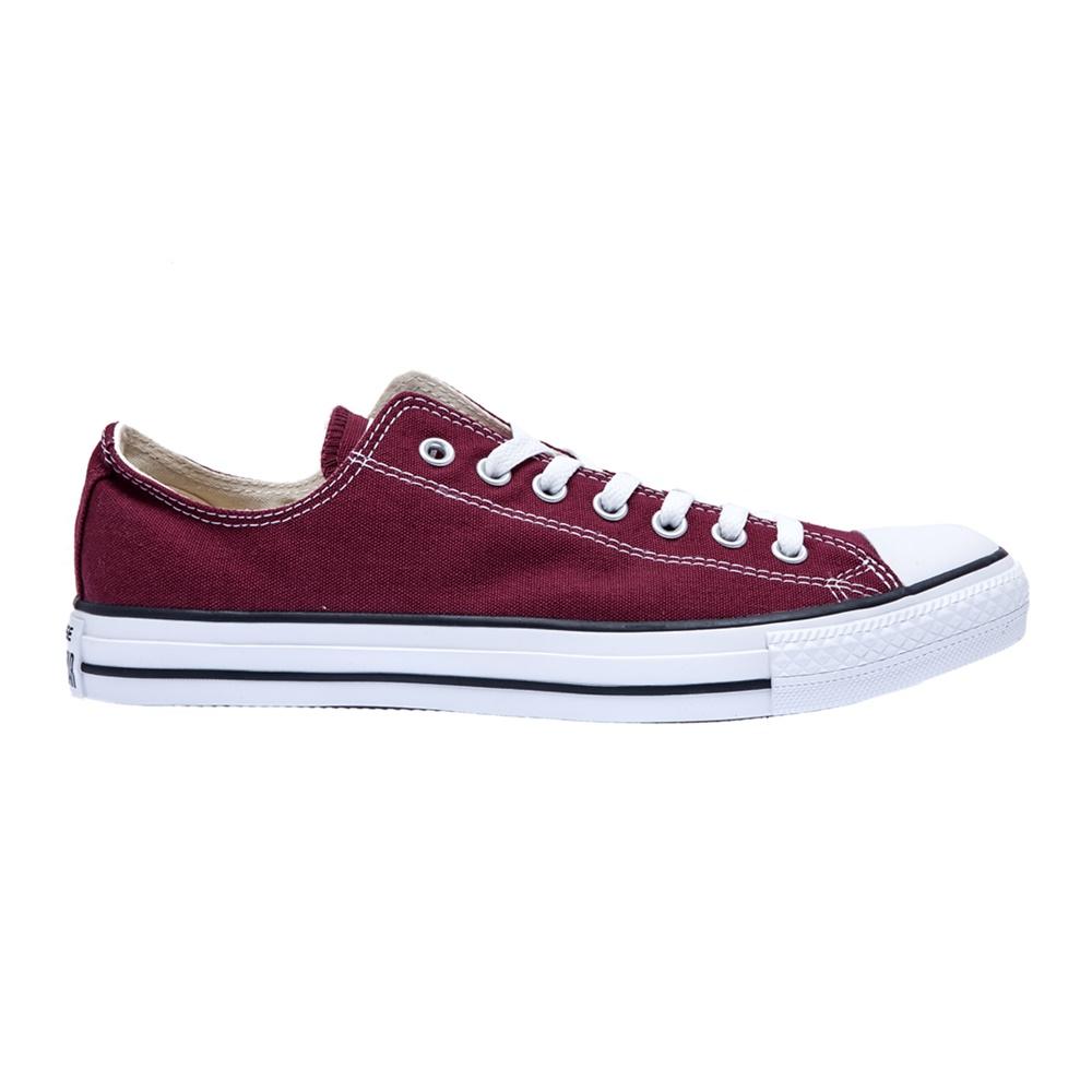 CONVERSE – Unisex παπούτσια Chuck Taylor μπορντώ