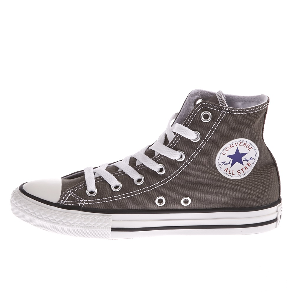 CONVERSE - Παιδικά μποτάκια Chuck Taylor καφέ sneakers