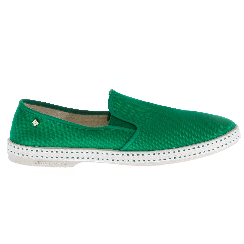 RIVIERAS - Ανδρικά παπούτσια RIVIERAS πράσινα ανδρικά παπούτσια μοκασίνια loafers