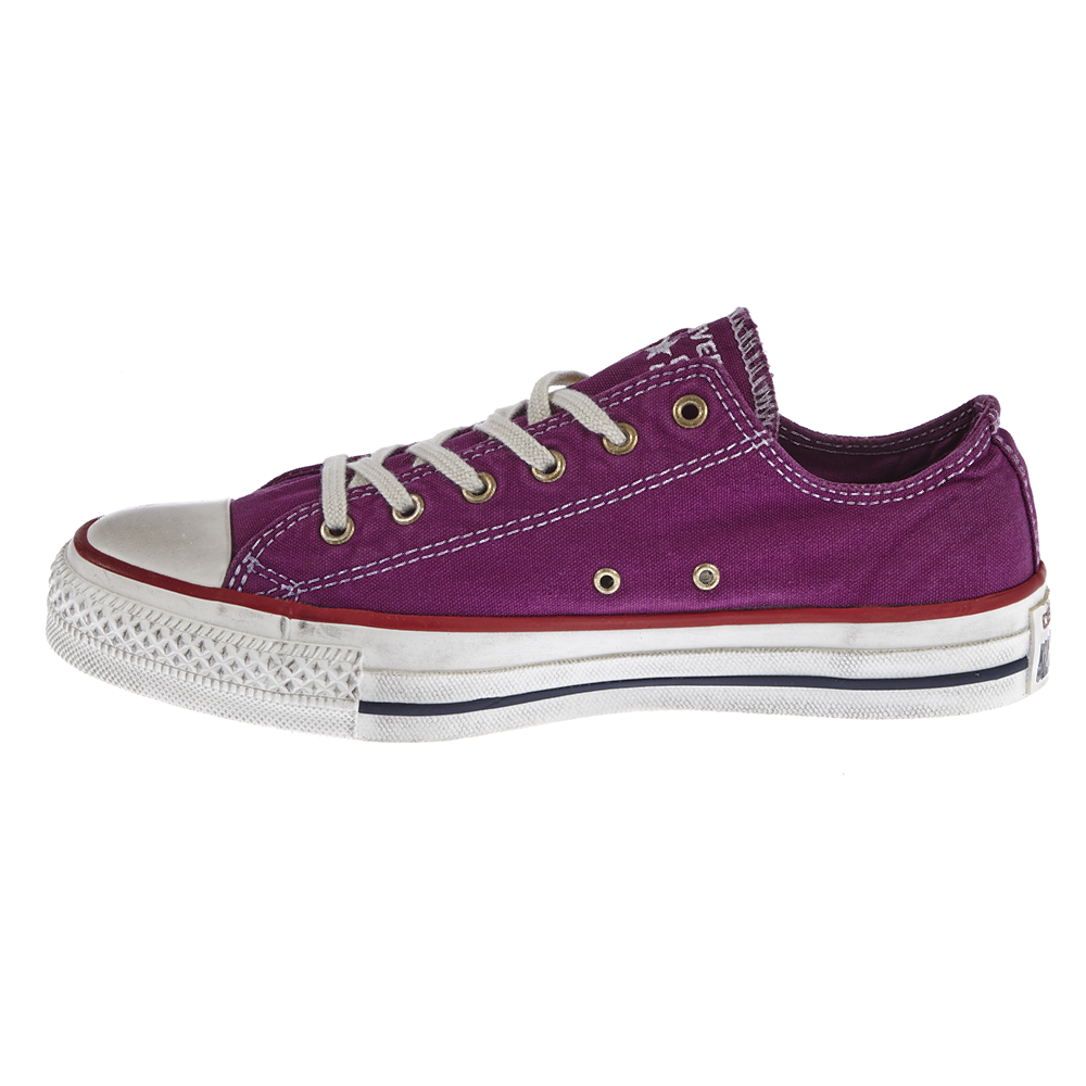 CONVERSE – Unisex παπούτσια Chuck Taylor All Star μωβ