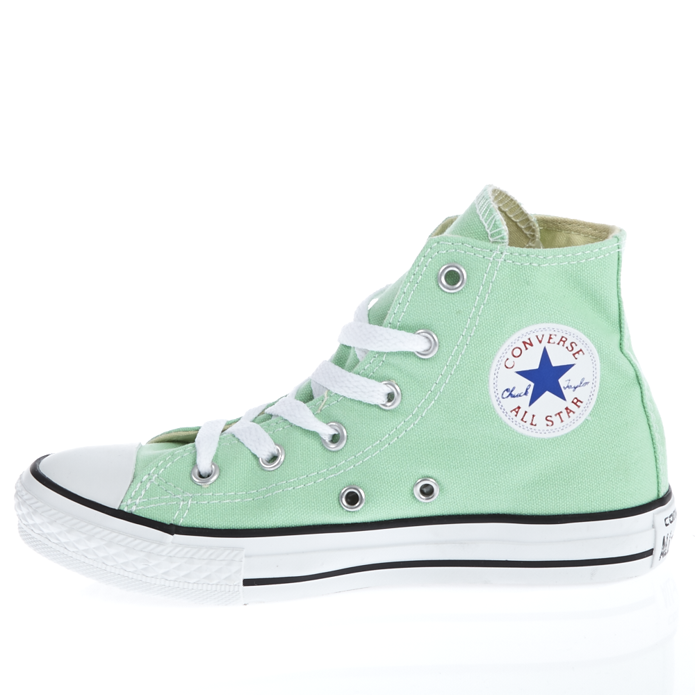 CONVERSE - Παιδικά μποτάκια Chuck Taylor βεραμάν παιδικά girls παπούτσια sneakers