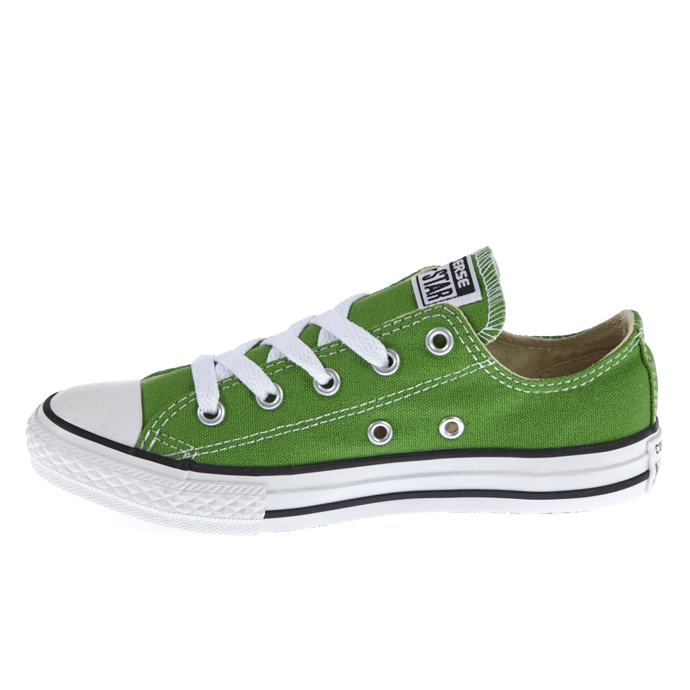 CONVERSE – Παιδικά παπούτσια Chuck Taylor πράσινα