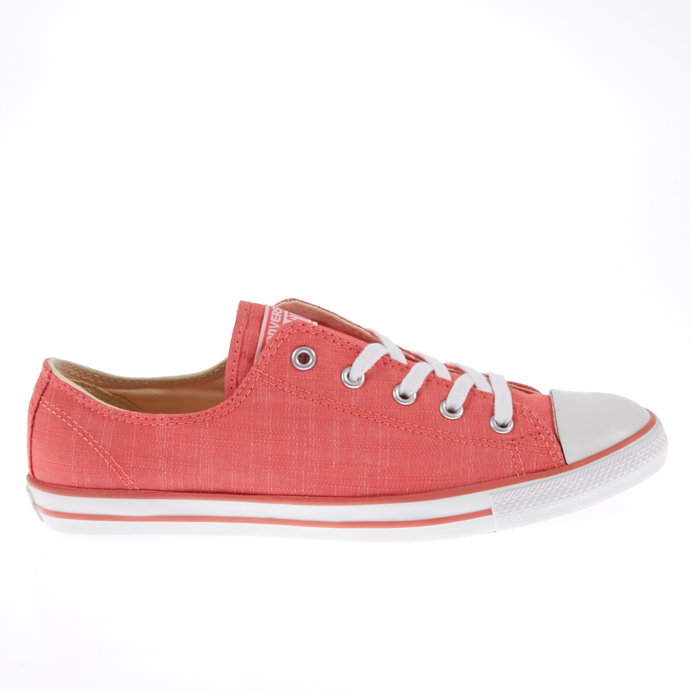 CONVERSE – Γυναικεία παπούτσια Chuck Taylor Light-Skate ροζ σκούρο