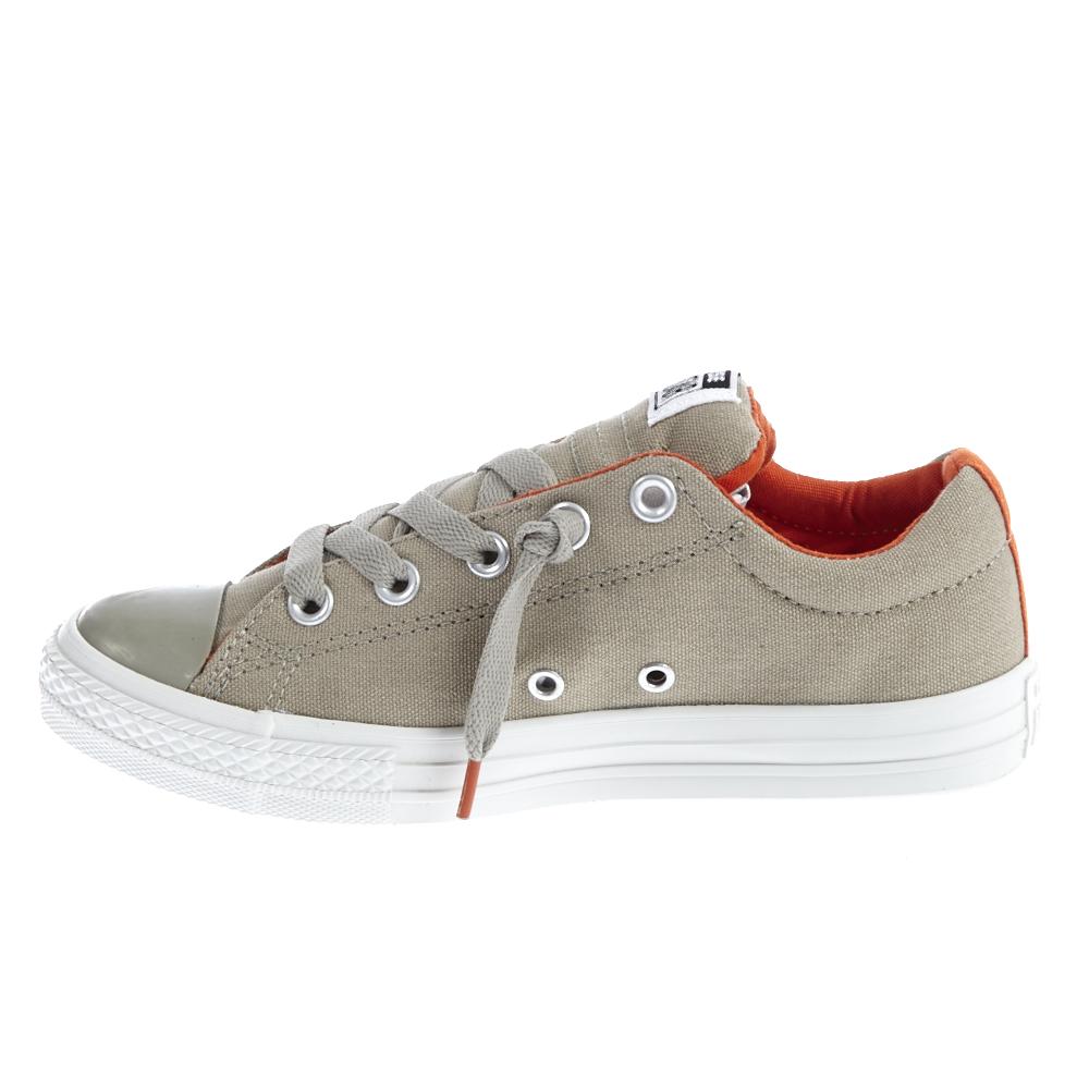 CONVERSE – Παιδικά παπούτσια Chuck Taylor μπεζ