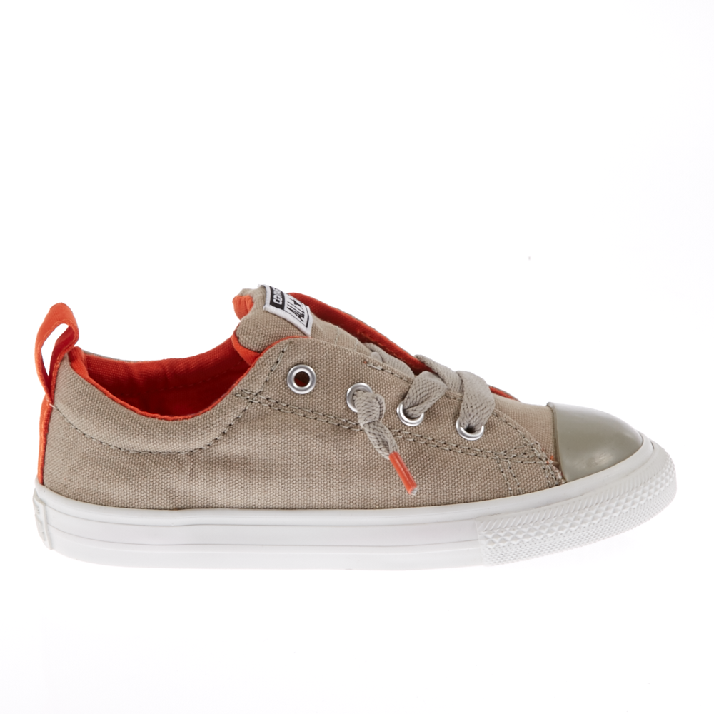 CONVERSE – Βρεφικά παπούτσια Chuck Taylor μπεζ
