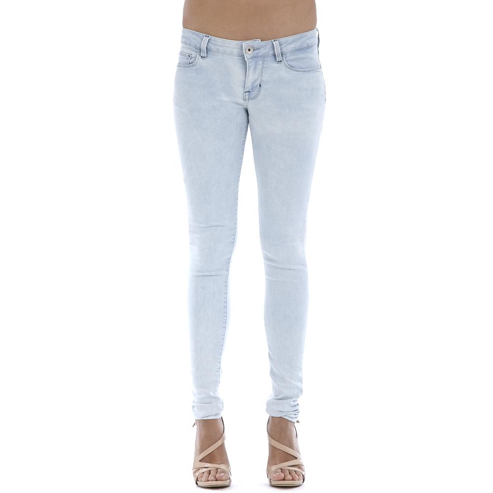 576a3a4a84fa GUESS - Γυναικείο παντελόνι GUESS σιέλ