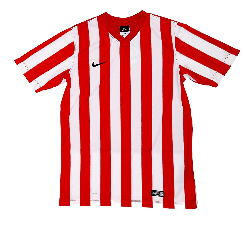 NIKE - Παιδική μπλούζα Nike κόκκινη-λευκή