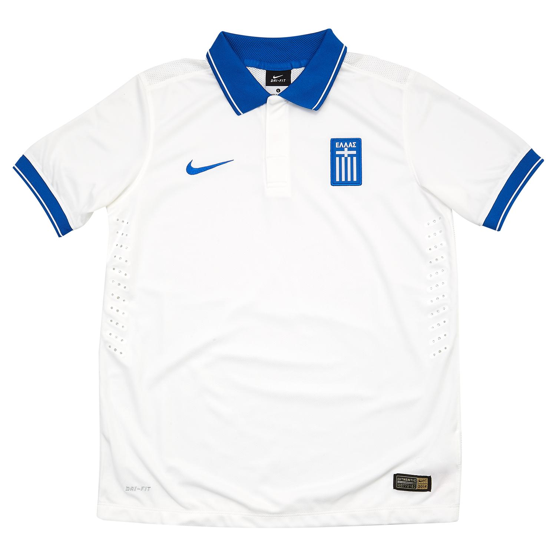 NIKE - Παιδική μπλούζα Nike λευκή