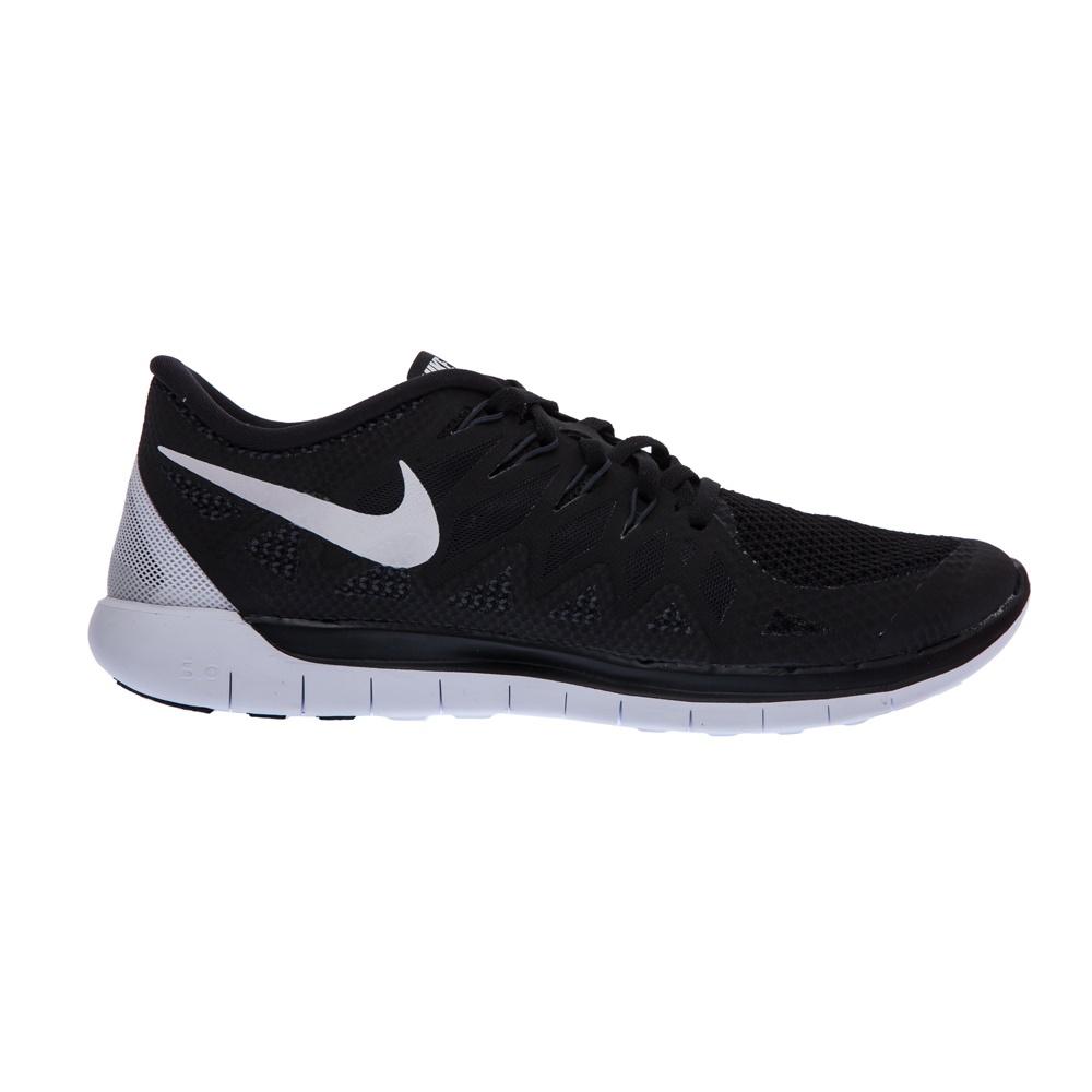 NIKE - Γυναικεία παπούτσια NIKE FREE 5.0 μαύρα