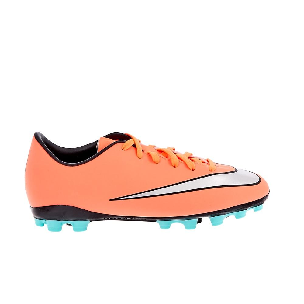 NIKE – Παιδικά ποδοσφαιρικά παπούτσια JR MERCURIAL VICTORY AG πορτοκαλί