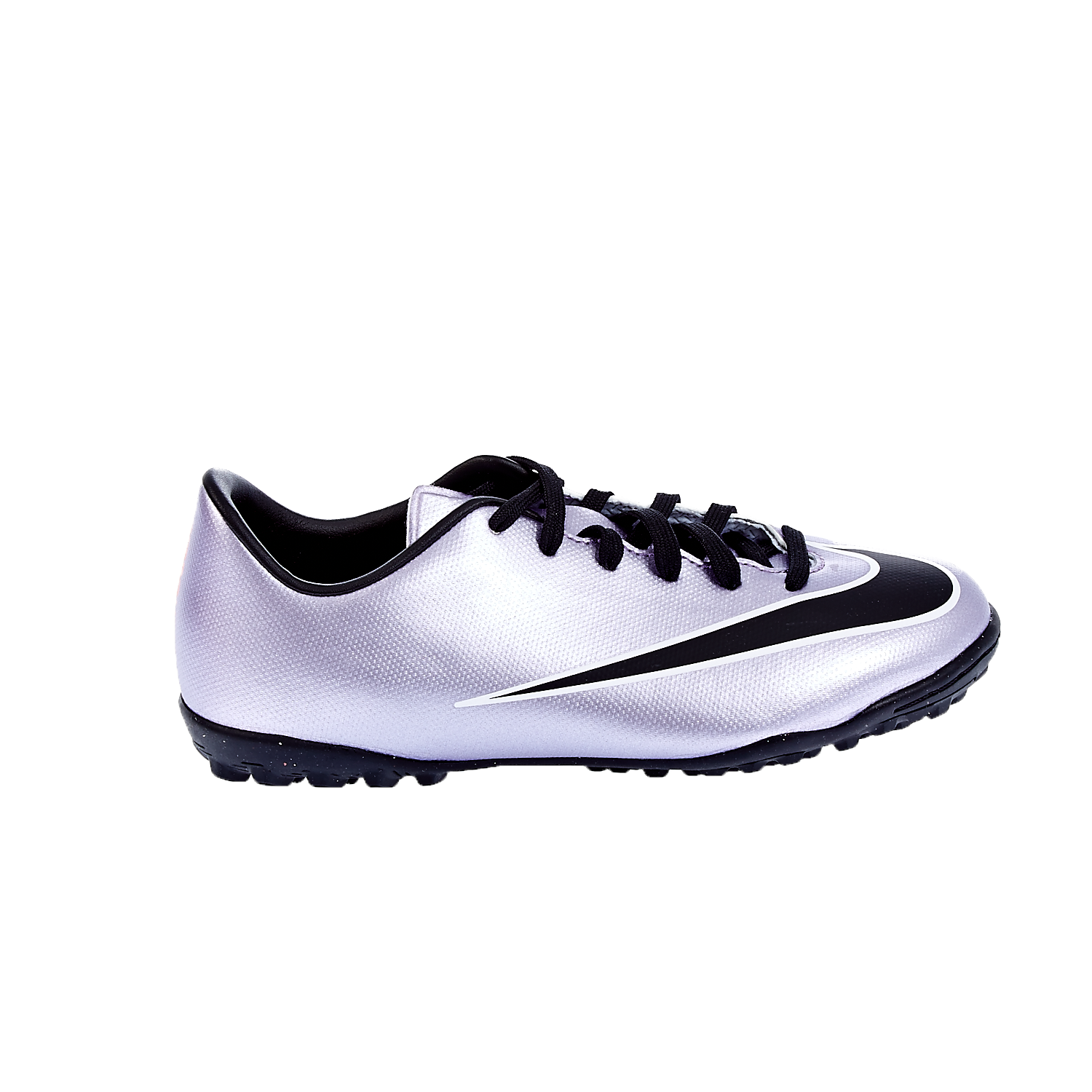 NIKE – Παιδικά παπούτσια Nike JR MERCURIAL VICTORY V TF λιλά