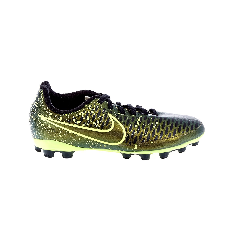 NIKE - Παιδικά παπούτσια Nike JR MAGISTA ONDA AG κίτρινα