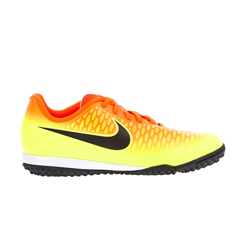 NIKE – Παιδικά ποδοσφαιρικά παπούτσια NIKE MAGISTA ONDA TF κίτρινα