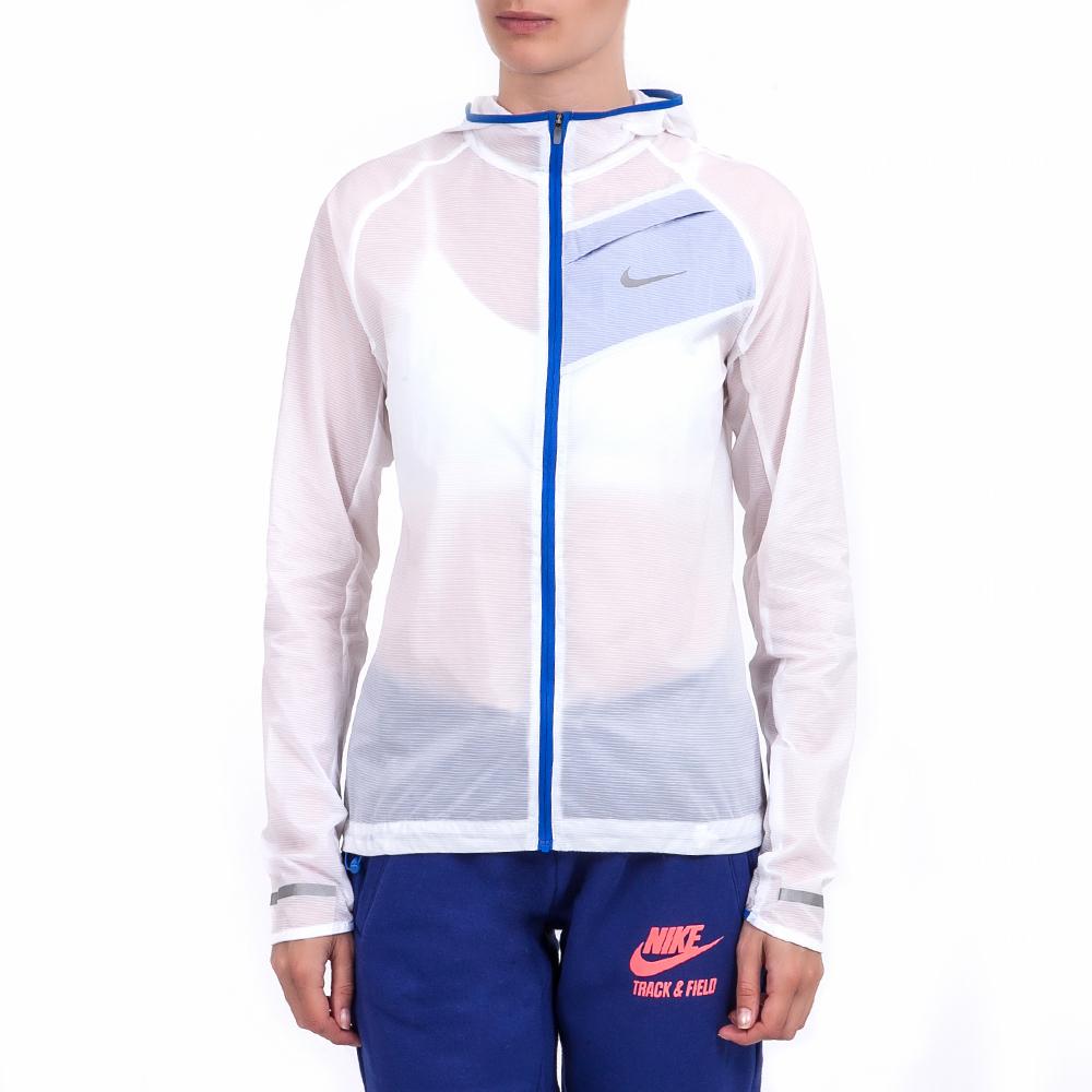 NIKE – Γυναικείο μπουφαν-τζάκετ Nike λευκό
