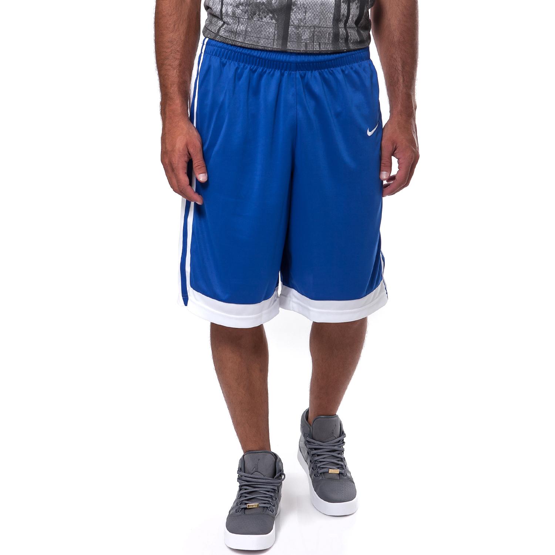 NIKE - Ανδρική βερμούδα Nike μπλε ανδρικά ρούχα σορτς βερμούδες αθλητικά