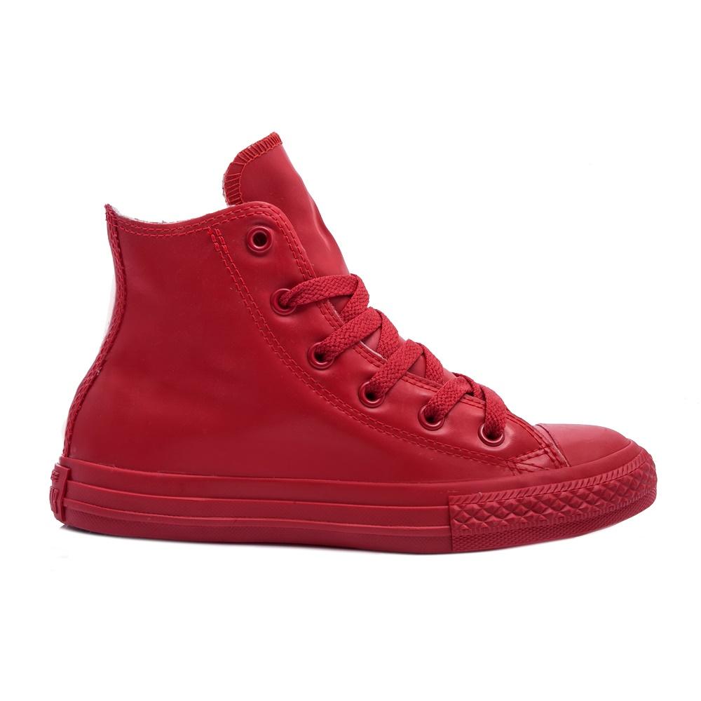 CONVERSE - Unisex παπούτσια Chuck Taylor κόκκινα ανδρικά παπούτσια sneakers