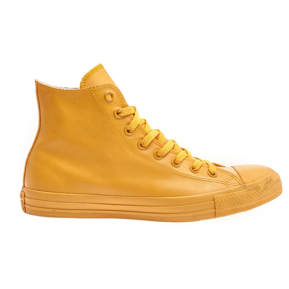 CONVERSE – Unisex παπούτσια Chuck Taylor Rubber κίτρινα