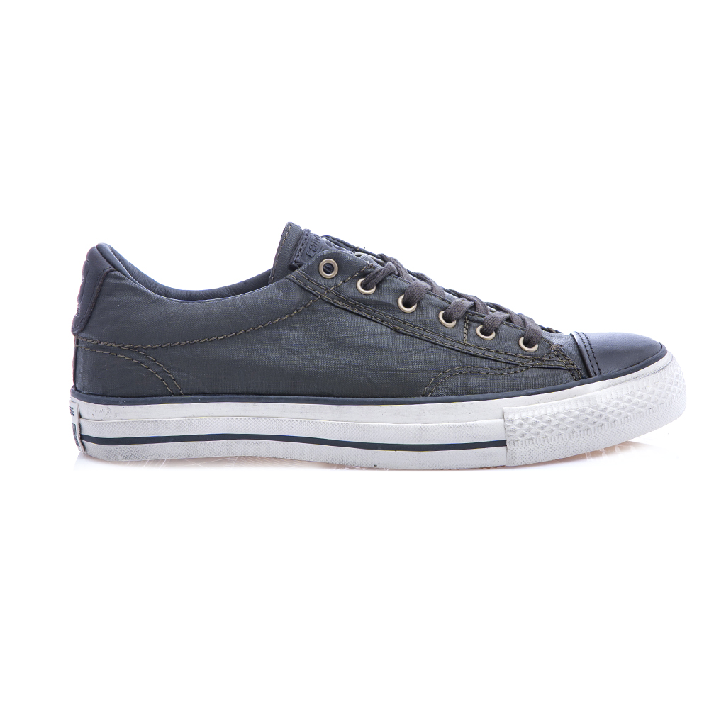 CONVERSE - Unisex παπούτσια John Varvatos All Star μαύρα-γκρι γυναικεία παπούτσια sneakers