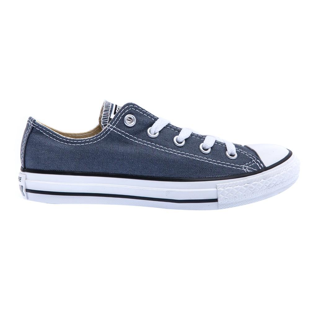 CONVERSE – Παιδικά παπούτσια Chuck Taylor ανθρακί