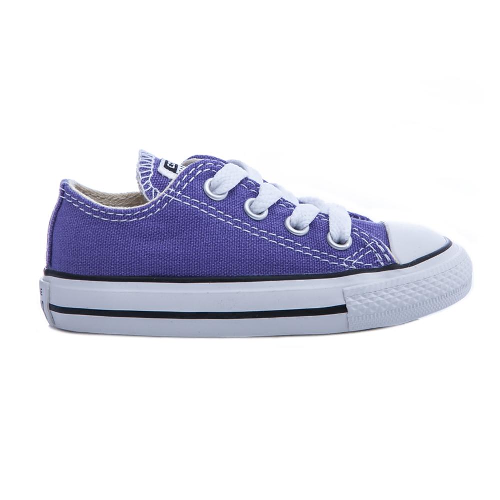 CONVERSE - Βρεφικά παπούτσια Chuck Taylor μωβ